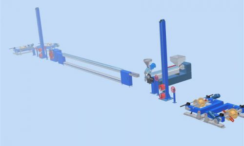 Extrusion Lines For Insulation