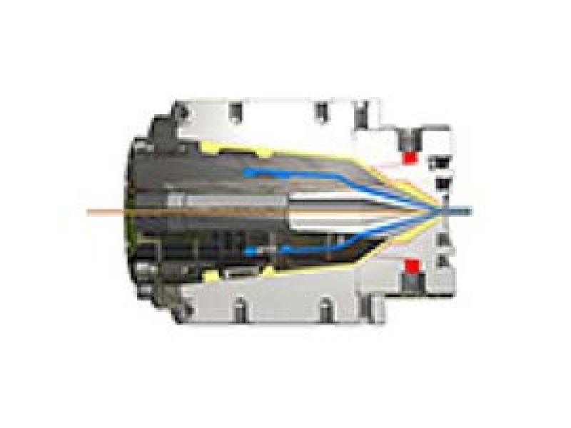 Hızlı Renk Değiştiren Kablo Kalıbı Kullanımda